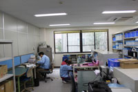 Laboratory building A