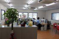 Design and office work building 1st floor