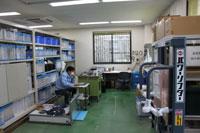 実験棟B  産業用インクジェット